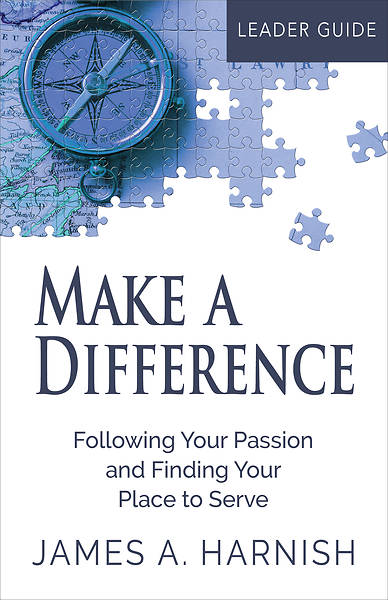 Make a Difference Leader Guide - eBook [ePub]