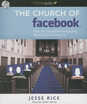 The Church of Facebook Audio CD