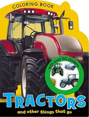 Picture of Tractors [With Sticker(s)]