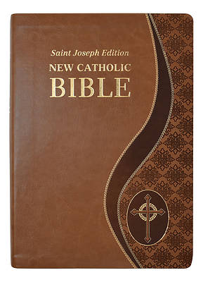 Picture of St. Joseph New Catholic Bible (Giant Type)