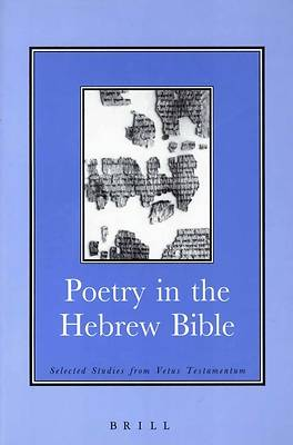 Picture of Poetry in the Hebrew Bible