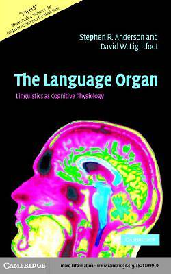 The Language Organ [Adobe Ebook]
