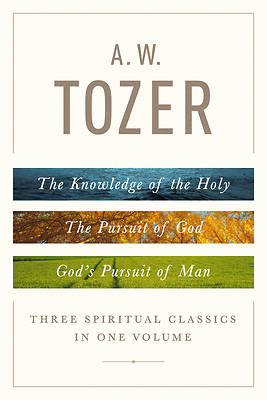 Picture of A. W. Tozer