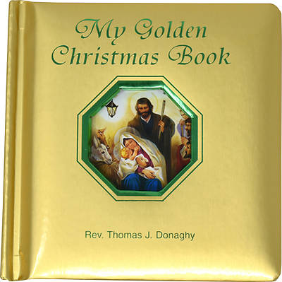 My Golden Christmas Book