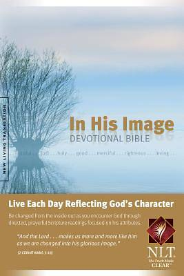In His Image Devotional Bible New Living Translation