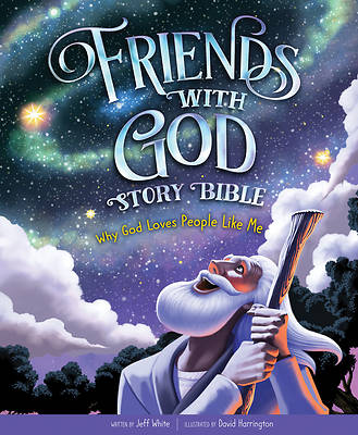 Picture of Friends with God Story Bible
