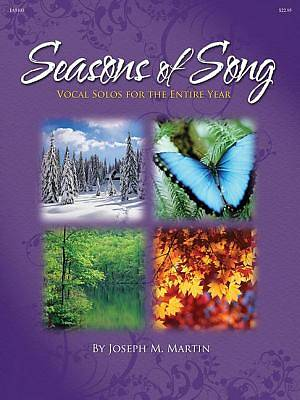 Picture of Seasons of Song; Vocal Solos for the Entire Year