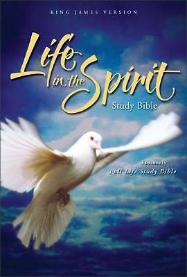 Life in the Spirit Study Bible-KJV