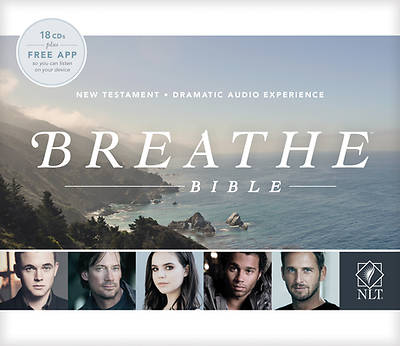 Picture of Breathe Bible Audio New Testament NLT