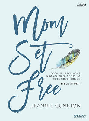 Picture of Mom Set Free - Bible Study Book
