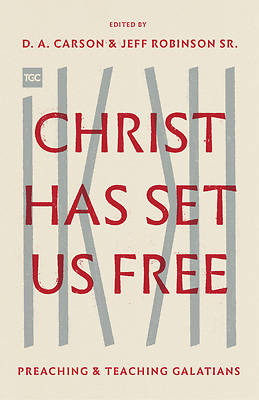 Picture of Christ Has Set Us Free