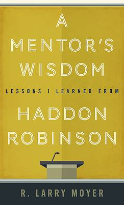 Picture of A Mentor's Wisdom