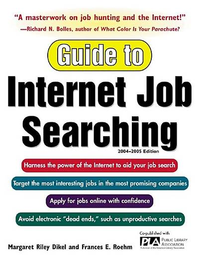 Guide to Internet Job Searching 2004-2005 [Adobe Ebook]
