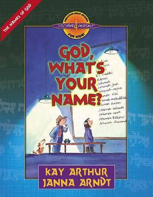 God, Whats Your Name? [ePub Ebook]