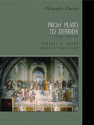 Philosophic Classics: From Plato to Derrida