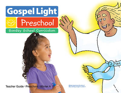 Picture of Gospel Light Preschool Ages 2-3 Teacher Guide Year A Winter