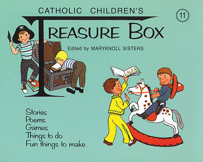 Picture of Catholic Children's Treasure Box