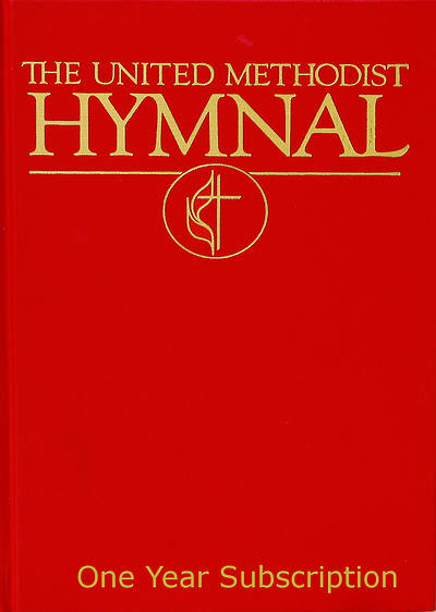 The United Methodist Hymnal Online Subscription 1 Year