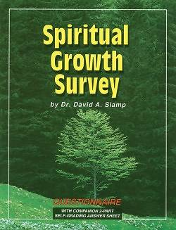 100-Pack Spiritual Growth Survey