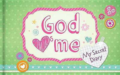 Picture of God Hearts Me