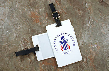 Presbyterian Luggage Tag