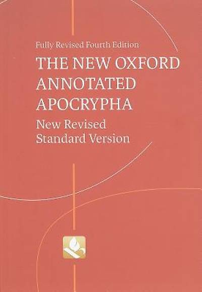 The New Oxford Annotated Apocrypha New Revised Standard Version