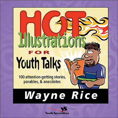 Hot Illustrations for Youth Talks Volume 1