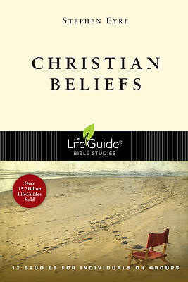 Picture of LifeGuide Bible Study - Christian Beliefs