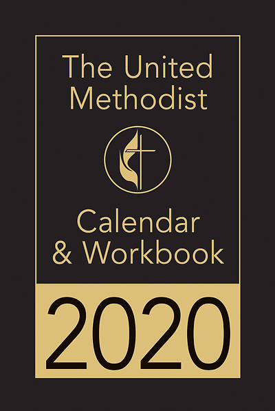 The United Methodist Calendar & Workbook 2020