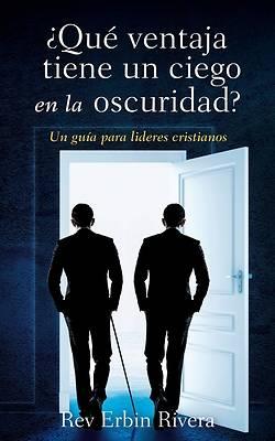 Picture of ¿Qué ventaja tiene un ciego en la oscuridad?