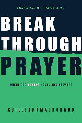 Picture of Breakthrough Prayer