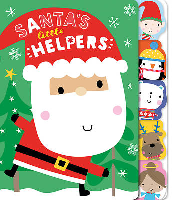 Board Book Santa's Little Helpers