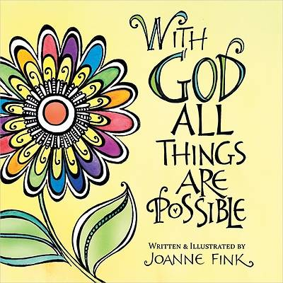 Picture of With God All Things Are Possible