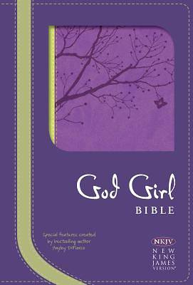 NKJV God Girl Bible, Duravella #2 (Color Forthcoming)