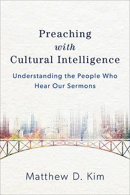 Picture of Preaching with Cultural Intelligence