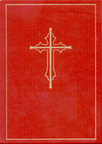 The Book of Common Prayer Sanctuary Deluxe Edition