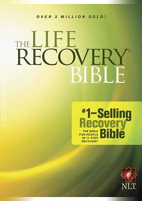 The Life Recovery New Living Translation Bible Hardcover