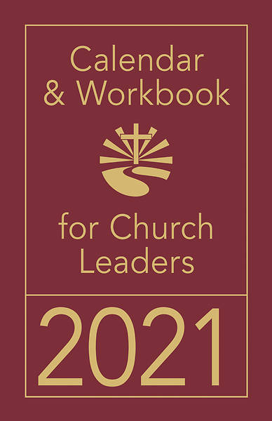 Calendar & Workbook for Church Leaders 2021