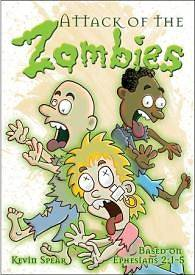 Attack of the Zombies 6pk