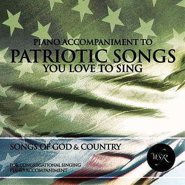 20 Patriotic Songs CD