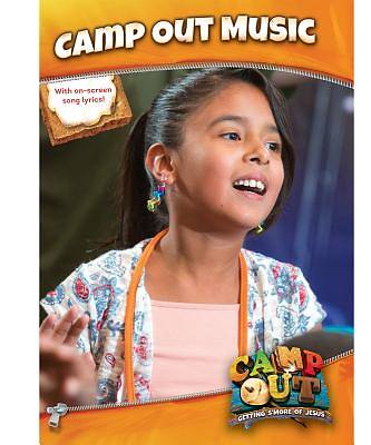 Vacation Bible School (VBS) 2017 Camp Out Music DVD