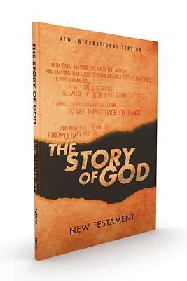Picture of Niv, the Story of God, New Testament, Paperback