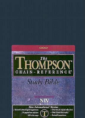Thompson Chain-Reference Study Bible-NIV
