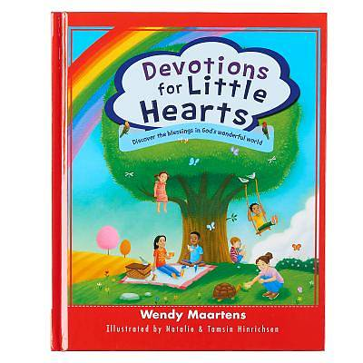 Picture of Devotions for Little Hearts