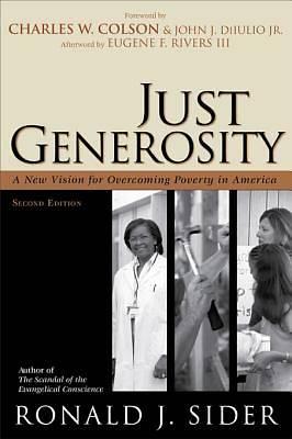 Picture of Just Generosity - eBook [ePub]