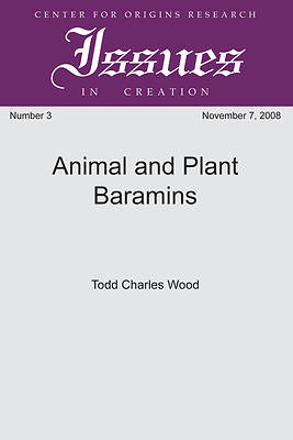 Picture of Animal and Plant Baramins