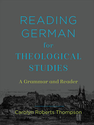 Picture of Reading German for Theological Studies