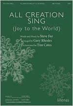 All Creation Sing (Joy to the World) Accompaniment CD
