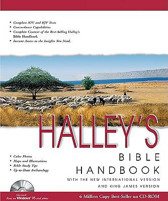 Picture of Halley's Bible Handbook [Microsoft Ebook]