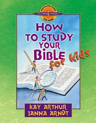How to Study Your Bible for Kids [ePub Ebook]